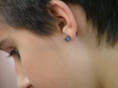 Mágneses fülbevaló fogyás