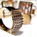 Aranygyűrű készítés